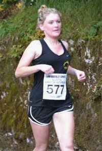 12 days after running a 50k ultra, Nora Corcoran runs the Shanangarry 5m in 42:06