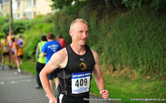 Don Keohane...4th in the Ballinascarthy 10k