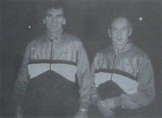 Hughie McSweeney & Mickie Kiely