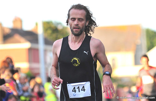 John O'Callaghan...17:18 in the Cloyne 5k