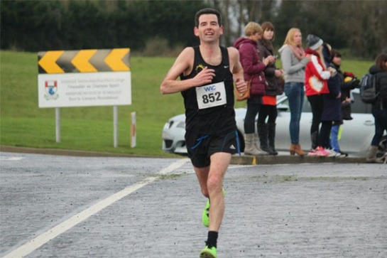 Pat O'Connor finishing in an impressive time of 82:47, a big improvement on his previous best of 84:08