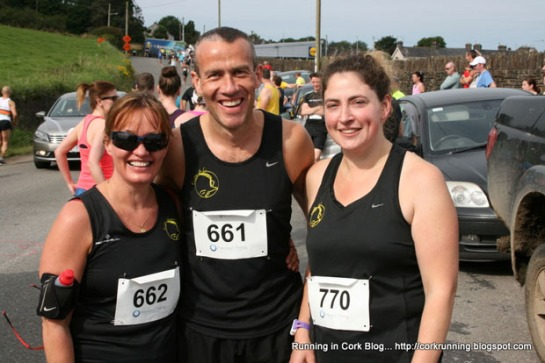 Ber Looney, Denis Looney & Grainne Sheehan