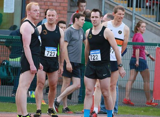 bc302a729 Race Report – John Buckley Sports Graded Track & Field League Medley Relay