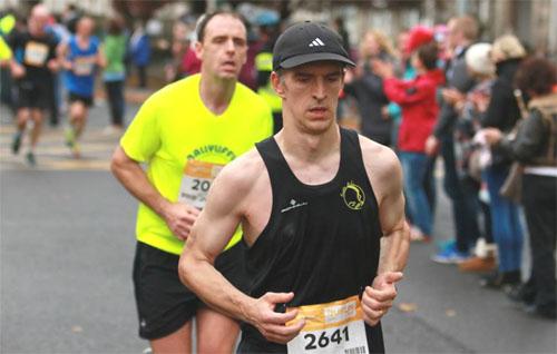 Ian Roche...3:33
