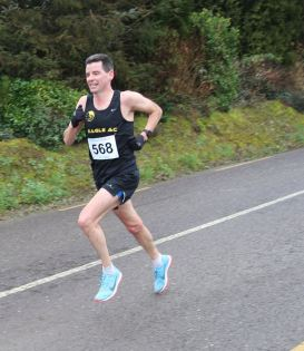 Pat O'Connor 1st M50