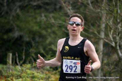 Alan O Brien running