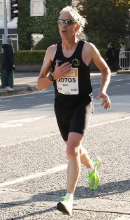 Martin Leahy National Silver Medallist M55